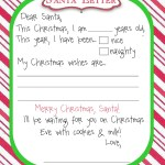 Dear Santa Letter 001