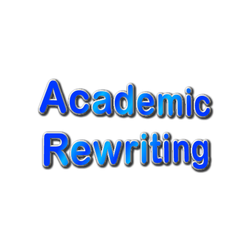 Academic Rewriting
