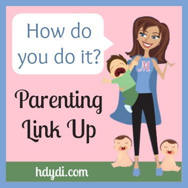 Parenting Link Up Party