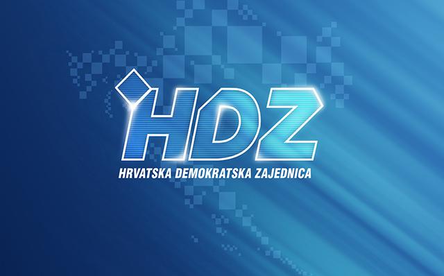 28. obljetnica osnutka Hrvatske demokratske zajednice  u Vagancu u Općini Plitvička Jezera