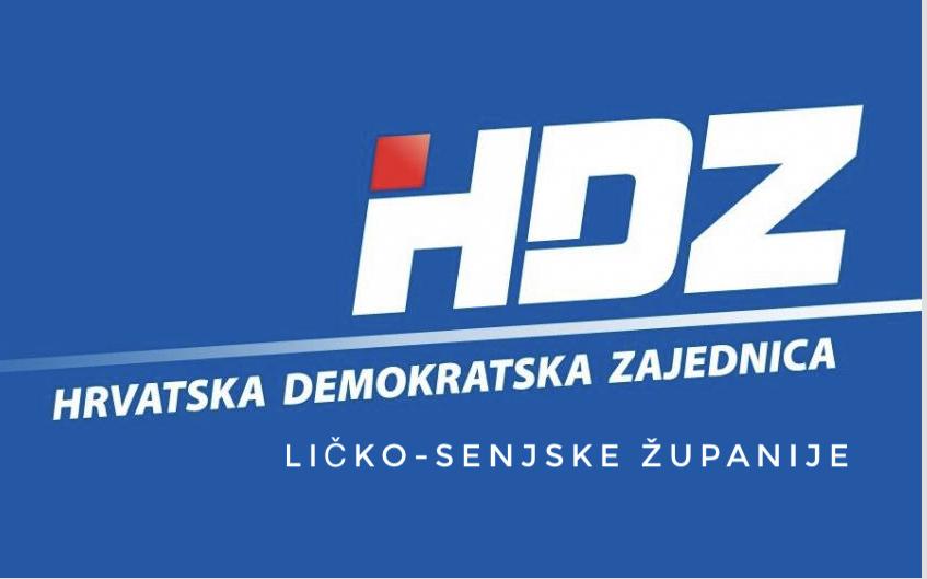 Ličko-senjski HDZ sa Udbine kreće u kampanju
