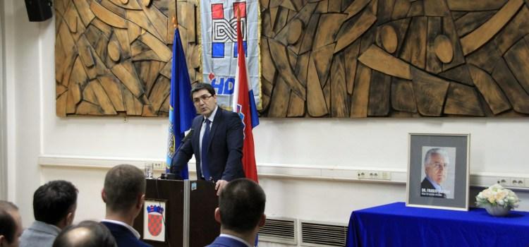 Područni odbor HDZ-a Podsused-Vrapče proslavio 28. rođendan