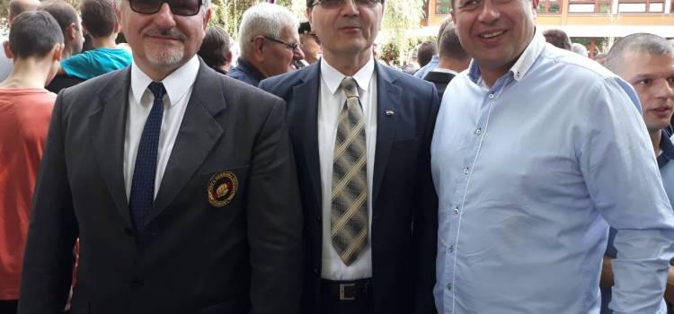(FOTO) Predsjednik Piličić na obilježavanju 23. obljetnice VRO Bljesak