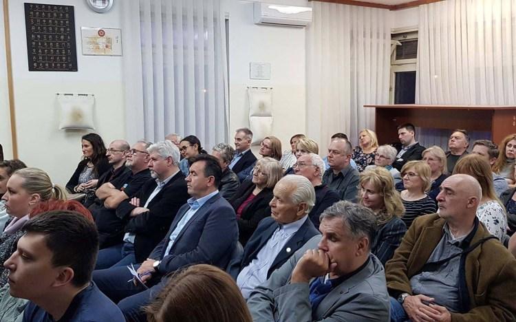 Odbor gradske četvrti HDZ Podsused-Vrapče - EU izbori 2019.