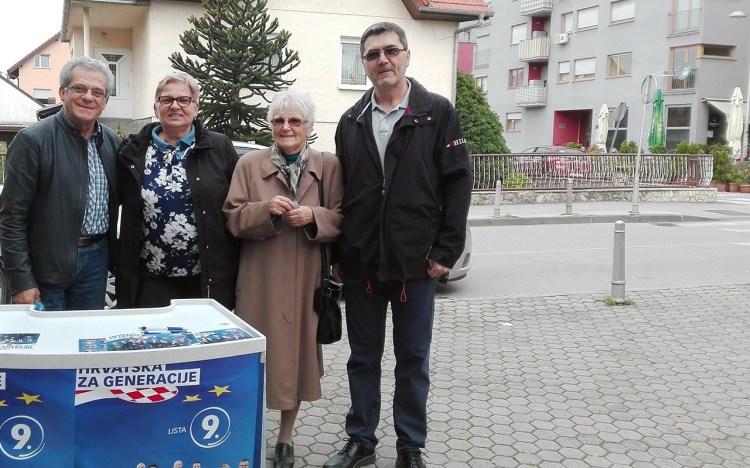 HDZ Podsused-Vrapče - Zoran Piličić