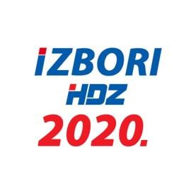 Odluka o privremenoj odgodi održavanja izbora u zajednicama HDZ-a