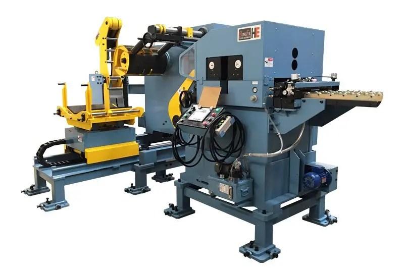 customized-Decoiler straightener feeder machine