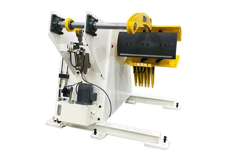 decoiler machine