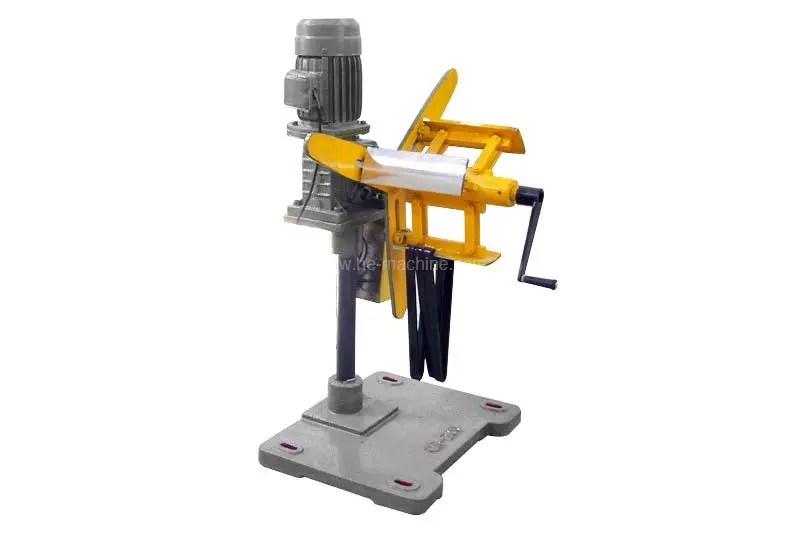 light-duty-decoiler-machine