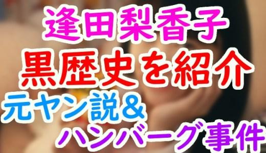 逢田梨香子(声優)の出身高校と黒歴史について!元ヤン説とハンバーグ事件の詳細まとめ
