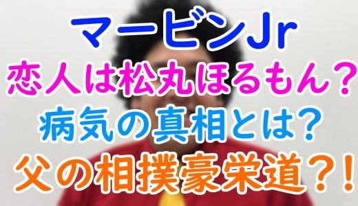 マービンJr(まんぷくフーフー)の彼女は松丸ほるもん?病気の真相と父親は相撲の豪栄道?!