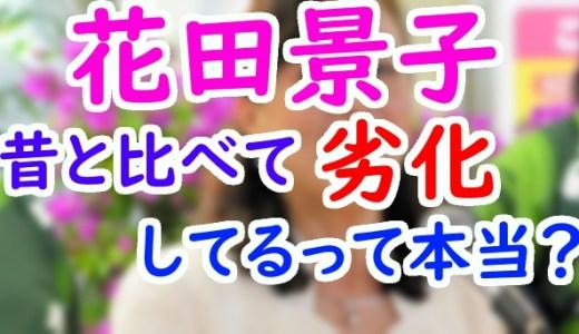 花田景子の現在の画像は?娘がフジ女子アナ時代の河野景子とそっくりかチェック!
