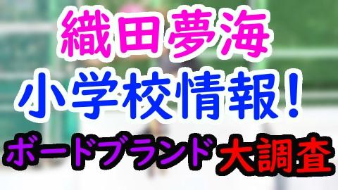 織田夢海(女子スケボー)の小学校と両親の職業は?使っているボードのブランドも調べてみた!