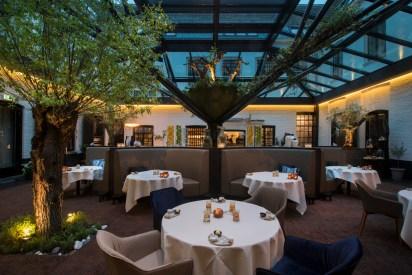 Interior Restaurant De Librije