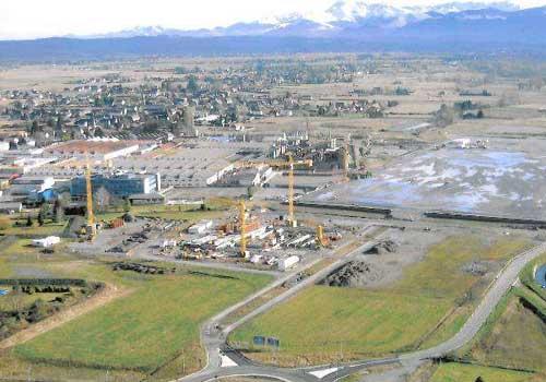 Viabilisation du Pôle aéronautique sur 50 hectares HEA Pau 64