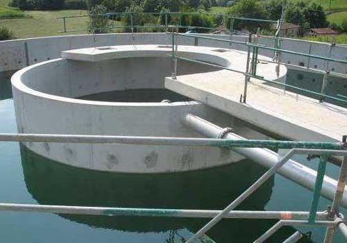 STEP et plateforme de compostage de 8 000 E.H. HEA Pau 64