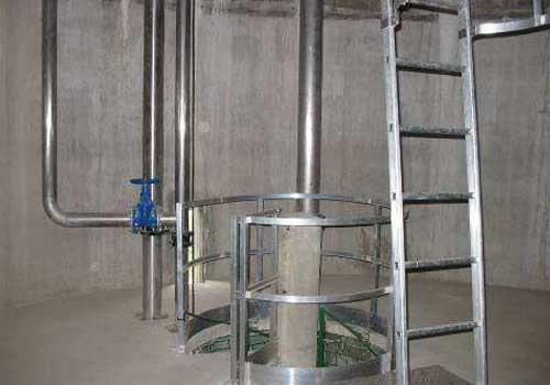 Réhabilitation de 2 réservoirs sur tour de 200 et 300 m3 - HEA