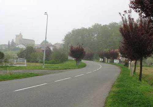 Sécurisation et aménagements paysagers d'une entrée de Centre-Bourg HEA Pau 64
