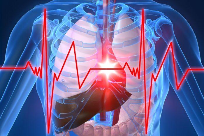 Аритмия не хватает воздуха