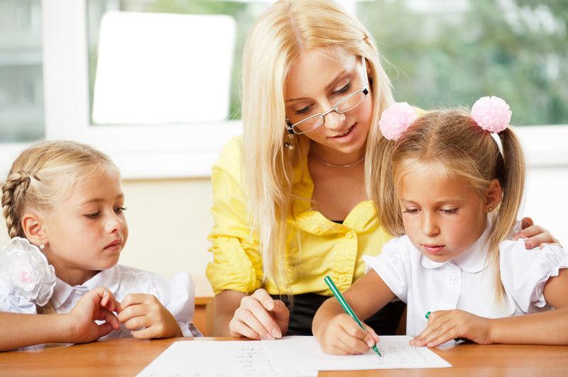 Учимся с ребенком