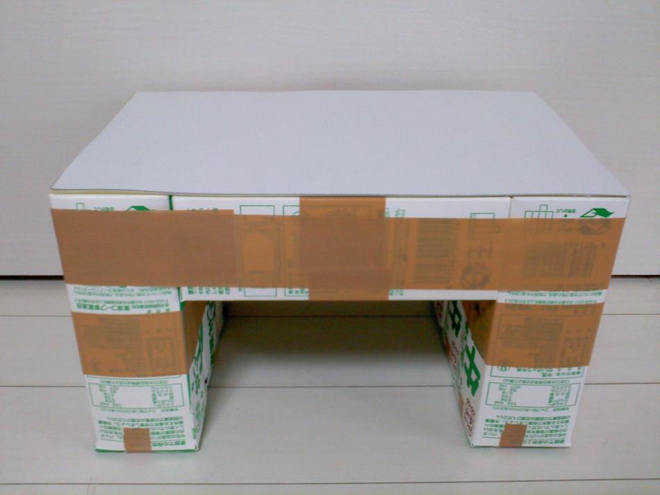 Karton dobozok táblázata