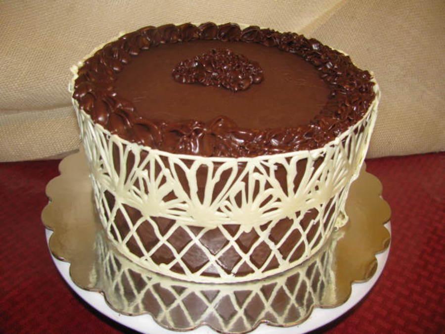 A torta kerítése