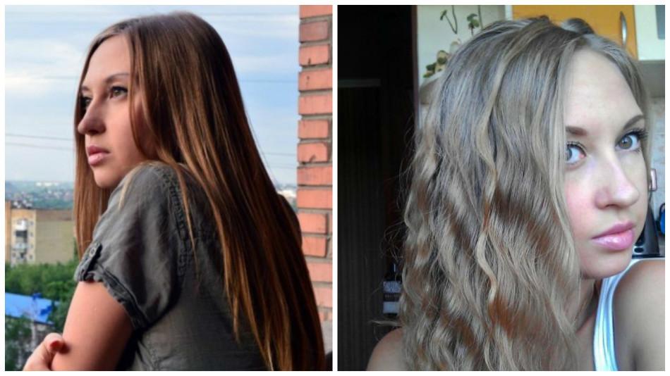 Осветление корицей до и после. результат после систематического применения маски в течение полугода