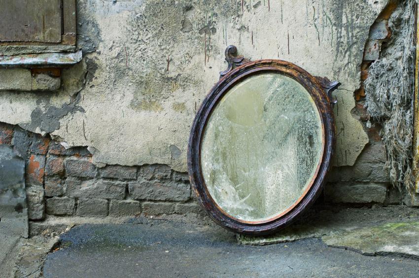 آینه های قدیمی باید دفن شوند