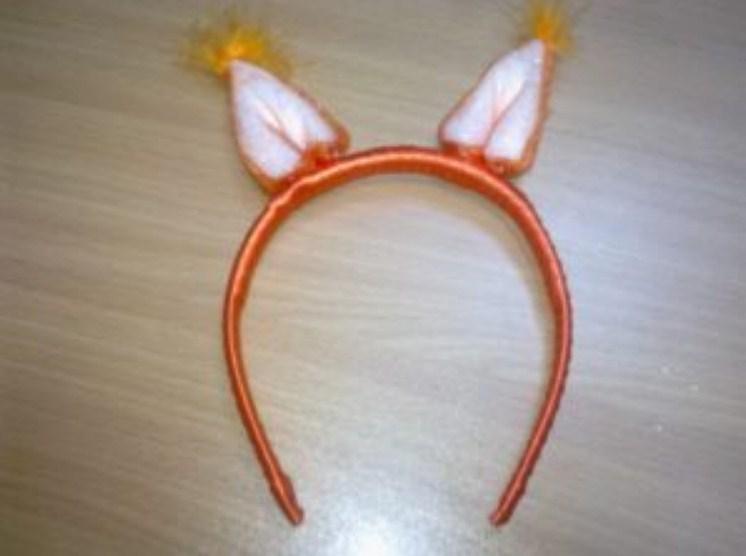 कान के साथ bezel