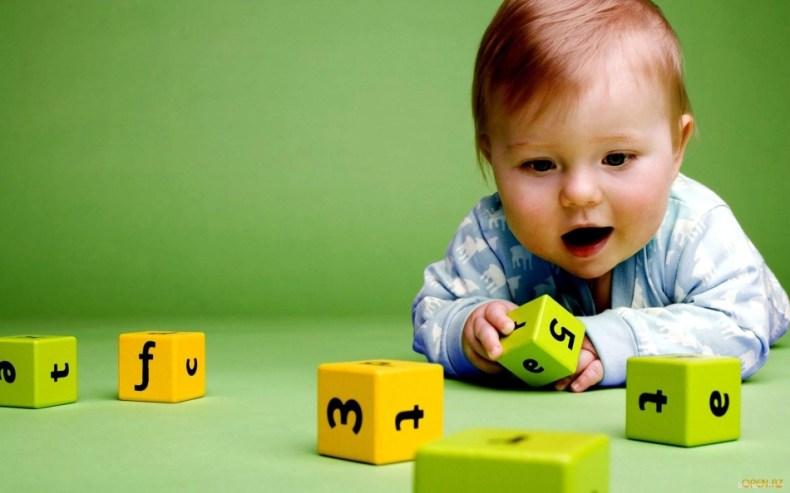 Развивающие занятия для малыша 2-х лет