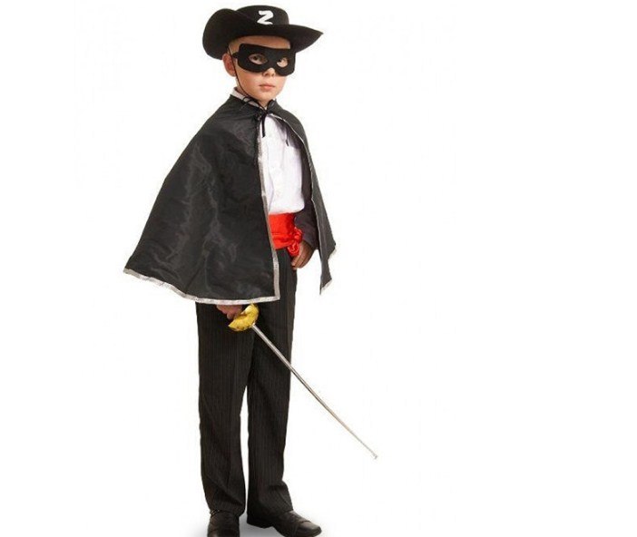 Mysterious Zorro