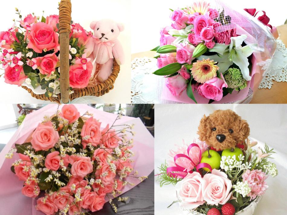 Цветы на 18 летие дочери