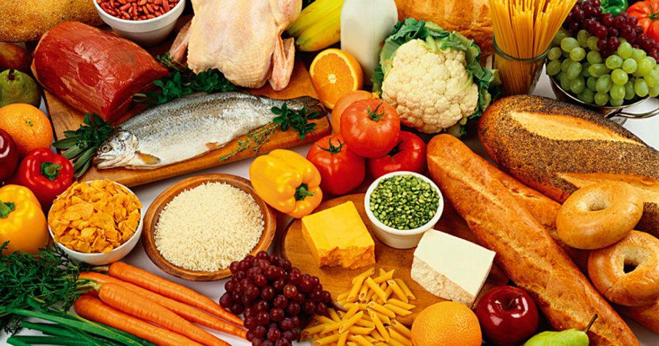 محصولات مفید برای بدن