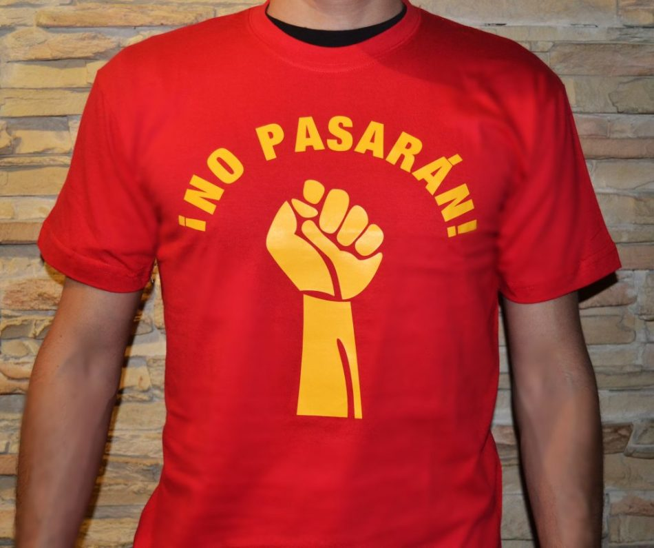 What does it mean but Pasaran?
