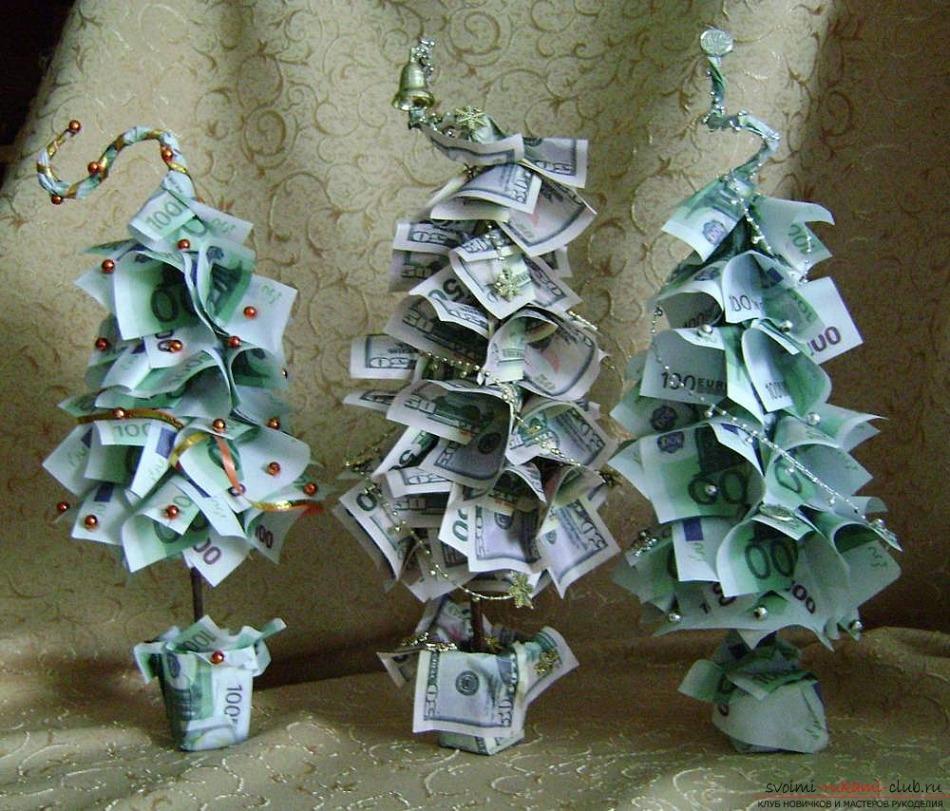 Hogyan lehet pénzt keresni az új évre. Kihasználjuk a Mikulást