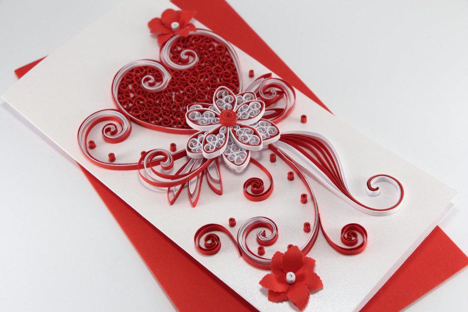 Как красиво делать открытку