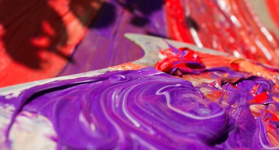 Crearea unei culori liliac