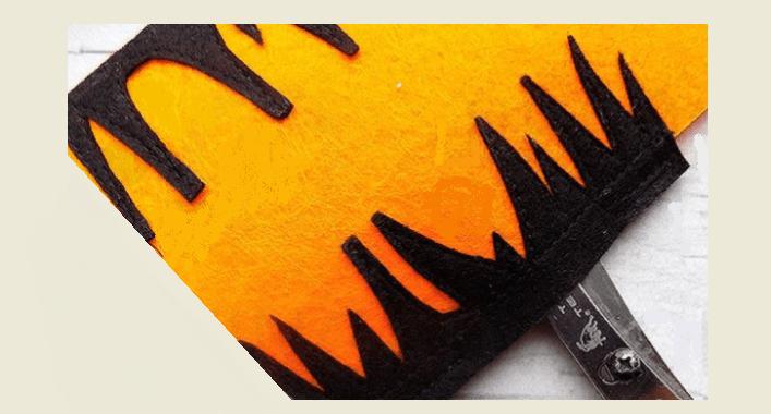 Sustache Mittens to Carnival Tiger Suit สำหรับเด็กผู้ชาย