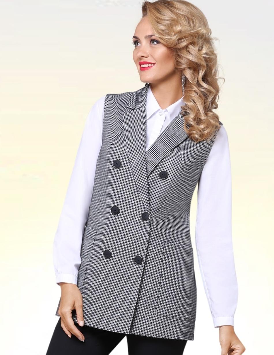 Әйелдер көлігі костюмдер мен джакард матадан жасалған кеңейтілген куртка: модельдер, үлгілер, фотосуреттер