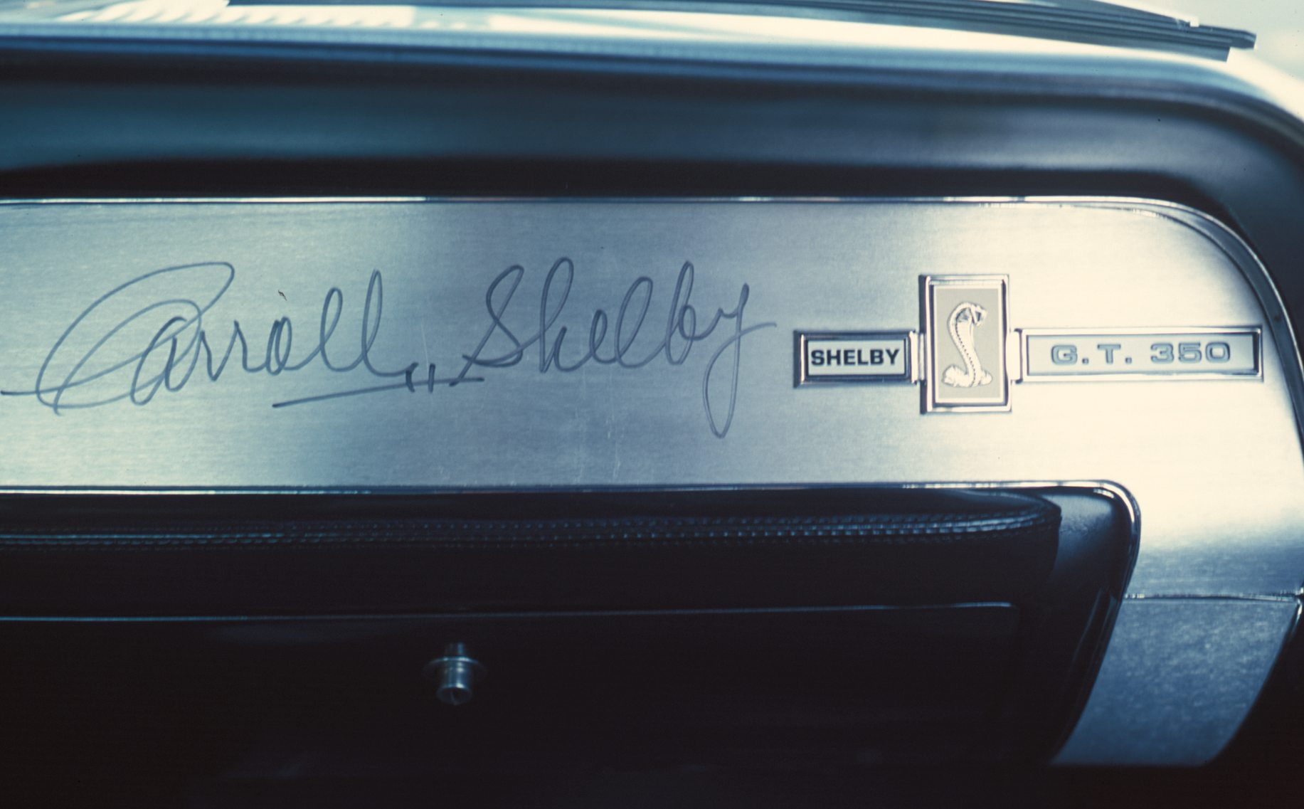 Shelby Gt350 More Amp Less