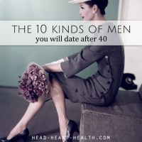 The 10 Kinds of Men You Will Date after 40