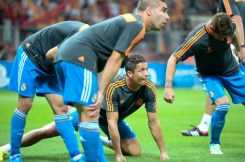 UEFA Champions League: Real Madrid put 6 past Galatasaray