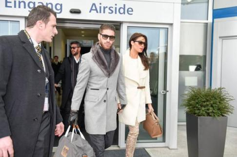 The fashionably challenged arrive in Zurich