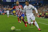 Cris against Juanfran