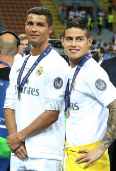 Cris and James