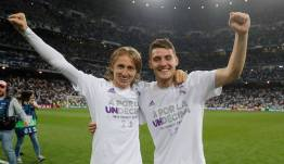 The happy Croatians