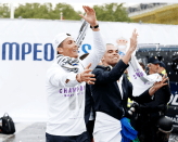 Cris and Pepe dance