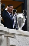Cris in Madrid