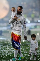 Sergio and his minis