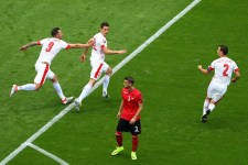 Swiss goal